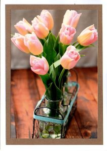 Soft Tulip bouquet